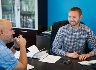 Careers - What Ben Does President of Insurance & Home Services