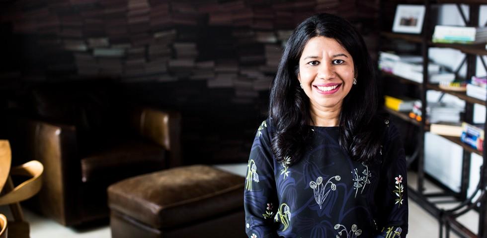 Rashi Khurana, Director, Engineering - Shutterstock Careers