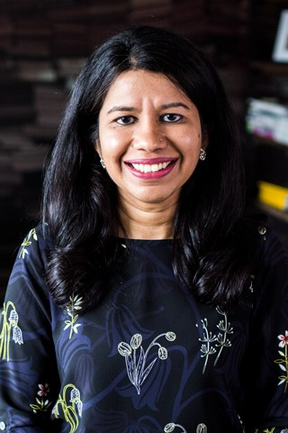 Rashi Khurana, Director, Engineering - Shutterstock Careers