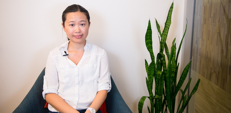 Cindy Tran, Software Engineer - LevelUp Careers
