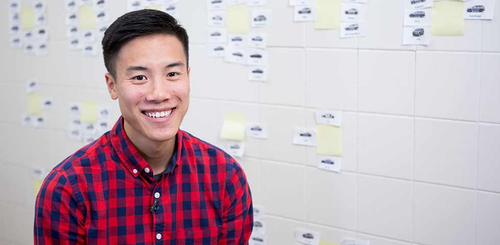 Dominic Ong, Software Engineer - Shift Careers