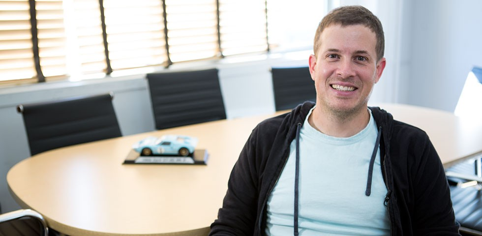 Jon Vincent, Head of Engineering - Shift Careers