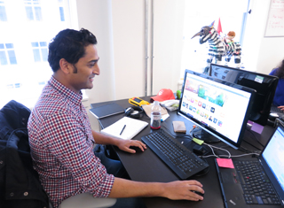 Careers - What Aditya Does User Acquisition Manager
