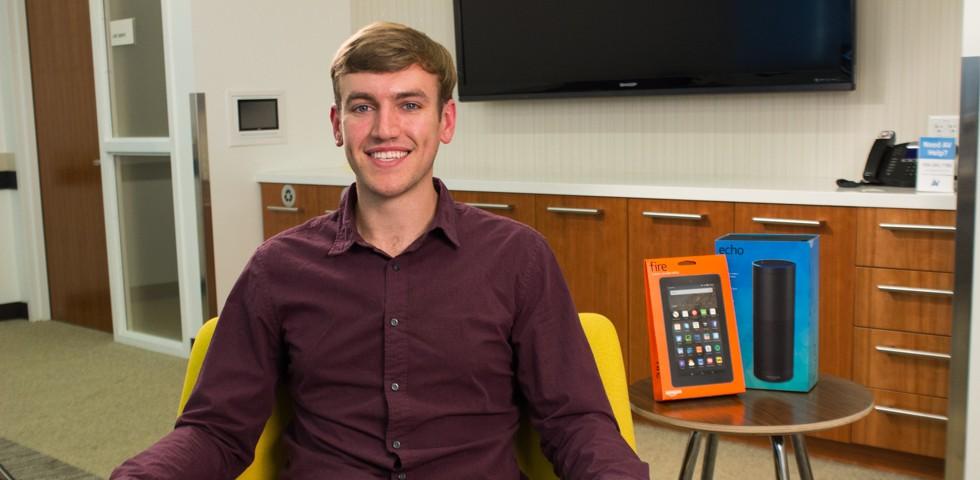Paul M., Product Design Engineer, Packaging Team - Amazon Lab126 Careers