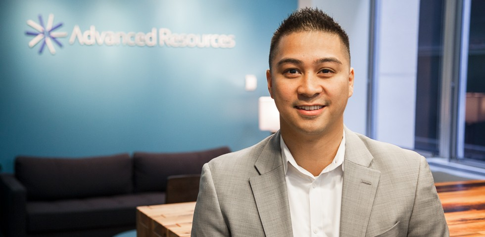 Rich Medrano, Senior Staffing Consultant - Advanced Resources Careers