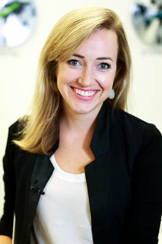 Lucy Marshall, E-Commerce Sales - World First Careers