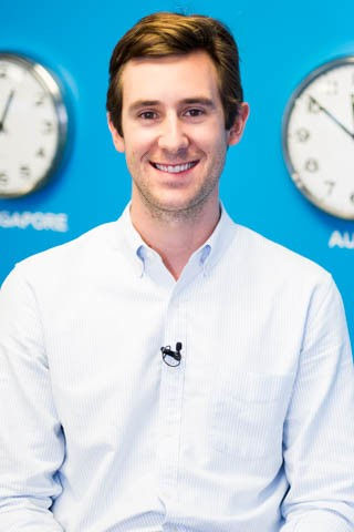 Ross Brookshire, Commercial Business Analyst - World First Careers