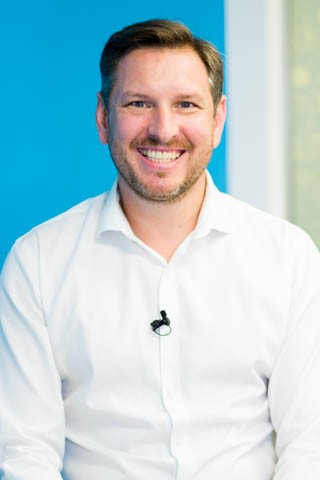 Darren Hutchinson, Head Of Sales - World First Careers
