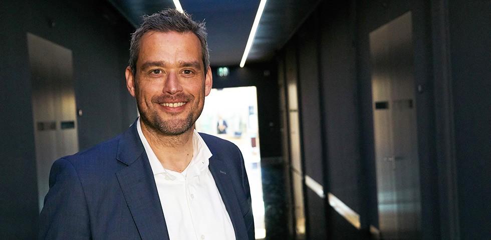 Cor van den Bosch, Sales Manager Public & Sports - Philips Lighting Careers