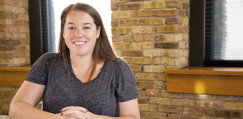 Megan Marshall, Food & Beverage Senior Specialist - Red Frog Events Careers