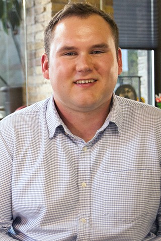 Kaleb Hays, Account Manager - Red Frog Events Careers