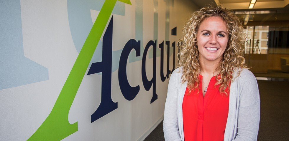 Shannon Roney, Sales Manager - Acquirent Careers