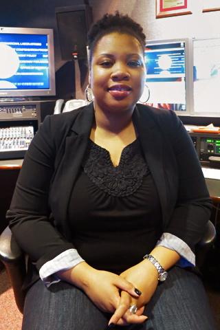 Ashleigh Ingram, Audio Visual Production Specialist - Department of Labor Careers