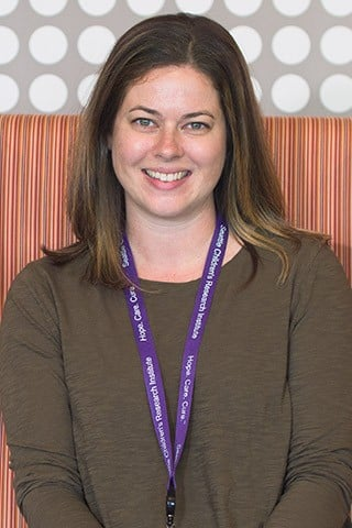 Shannon Kirby, Clinical Research Associate - Seattle Children's Careers
