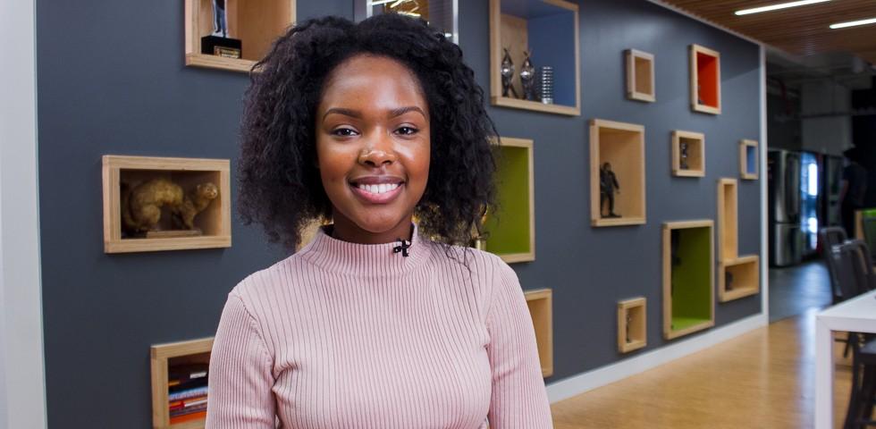 Jazmyn Washington, Human Resources Specialist - CBS Interactive Careers