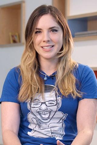 Mary Kish, Video Producer, Gamespot - CBS Interactive Careers