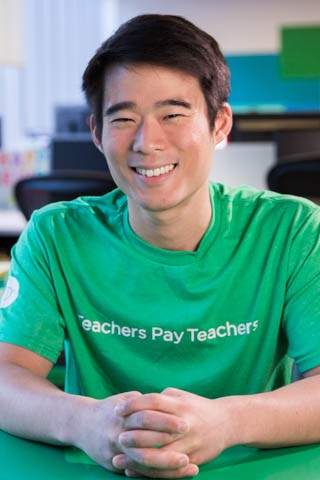Lucas Chi, Software Engineering Lead - Teachers Pay Teachers Careers