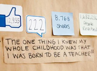 Careers - Laura's Story Focused on Teachers