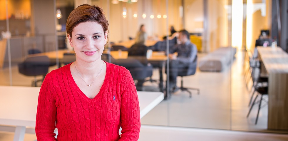 Ruxandra Taleanu, Team Lead, Development - Booking.com Careers