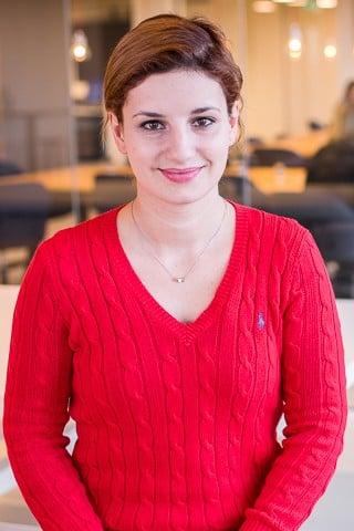 Ruxandra Taleanu, Team Lead, Development - Booking.com Careers