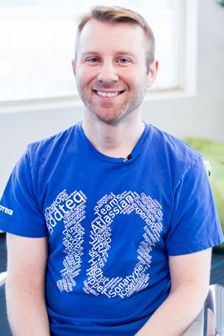 Donald Champion, DevOps Specialist - Addteq Careers