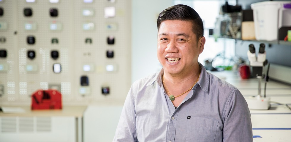 Kevin Eng, Manufacturing Engineer - ecobee Careers