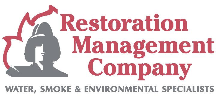 Restoration Management Company Logo