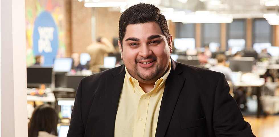 Ali Fazal, Director of Sales & Business Development - Yotpo Careers