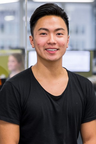 Eric Wang, Mobile Software Engineer - Snapsheet Careers