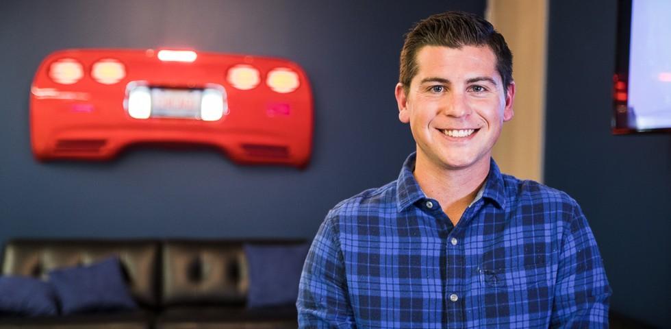 Alex Meisner, Senior Account Manager - Snapsheet Careers
