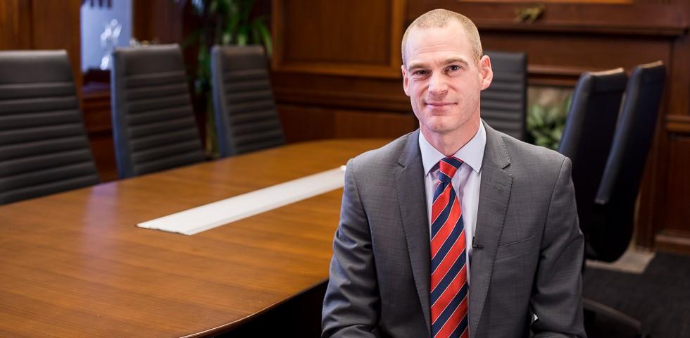 Alex Blevins, VP of Business Development - FDM Group Careers
