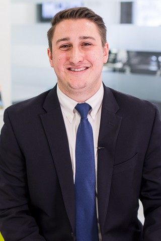 Cody Herr, Account Manager - FDM Group Careers