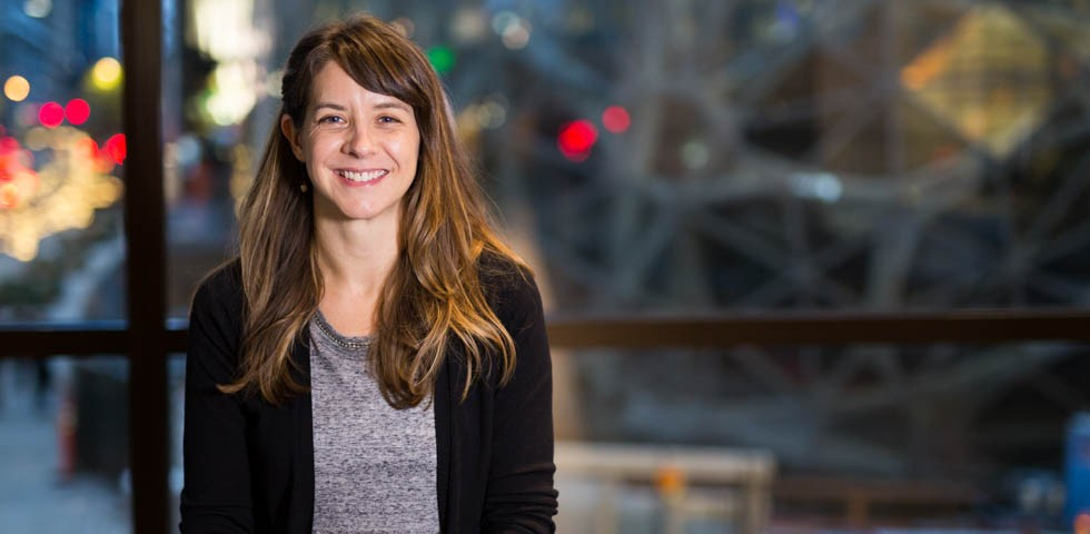 Heather Zorn, Director of Alexa Engagement - Amazon Careers