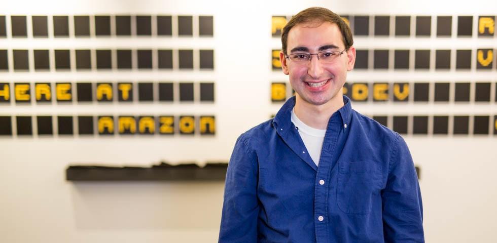 Jamie Frankel, Software Development Engineer - Amazon Careers