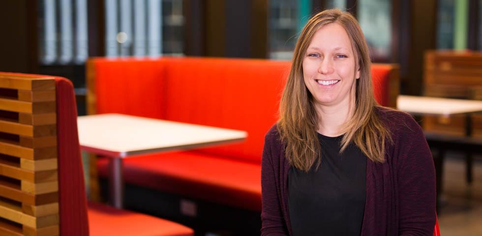 Sarah Henrikson, Data Engineer, Digital Financial Operations Excellence - Amazon Careers