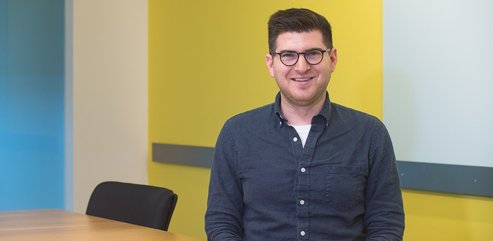 Eric Berlinberg, Program Manager, Prime Air - Amazon Careers