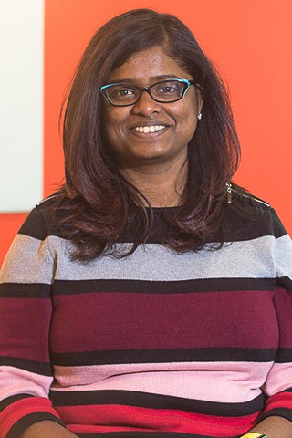 Aarthi Raju, Solutions Architect, AWS - Amazon Careers