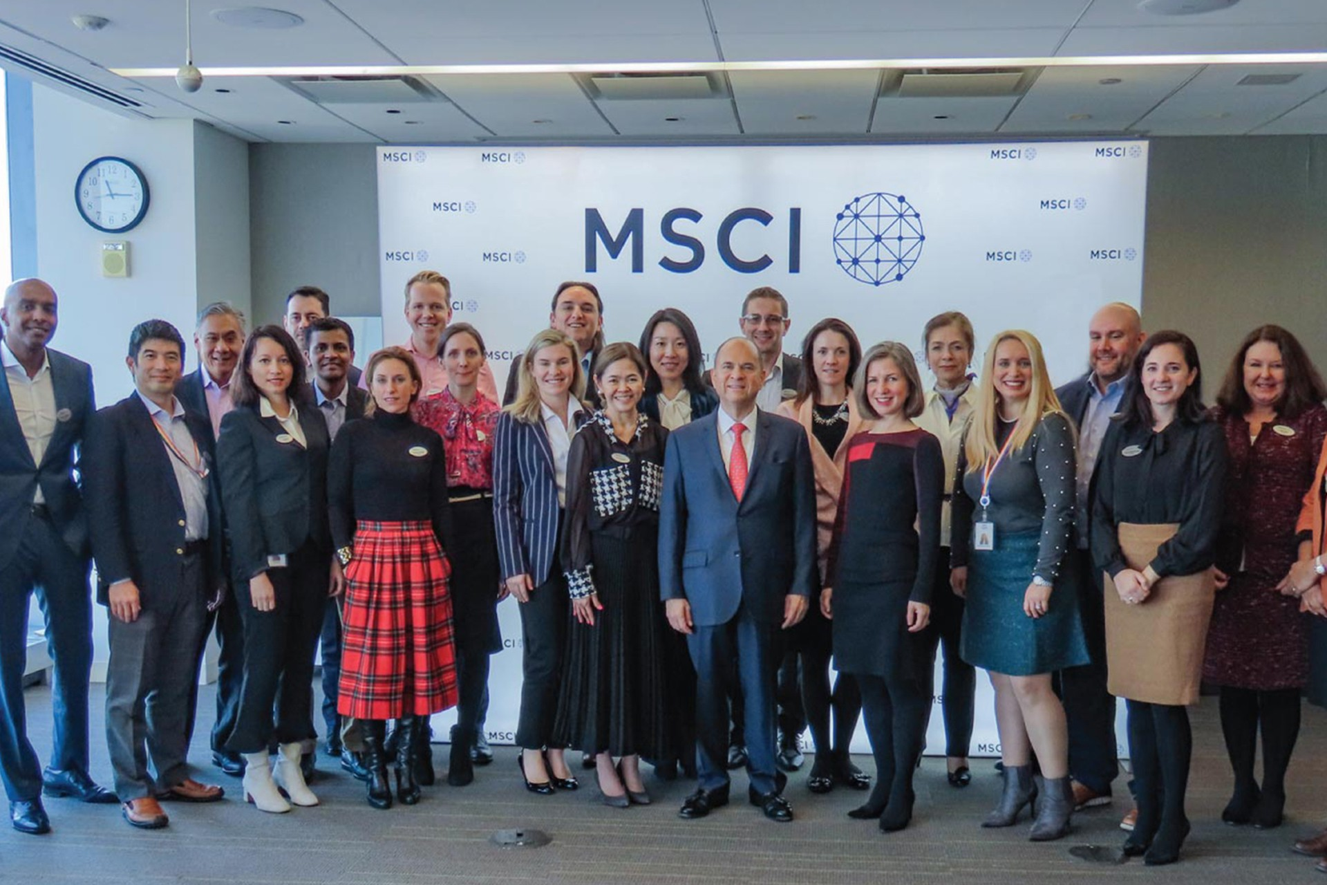MSCI Jobs and Company Culture