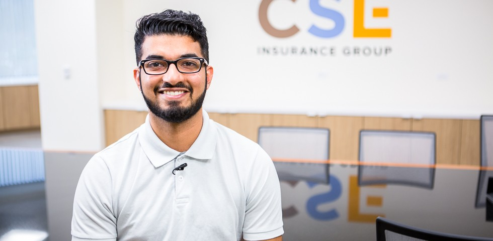 CSE Insurance Group Employee