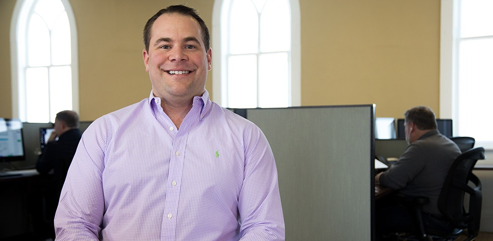 Zac Cole, Associate Consultant - Ideosity Careers