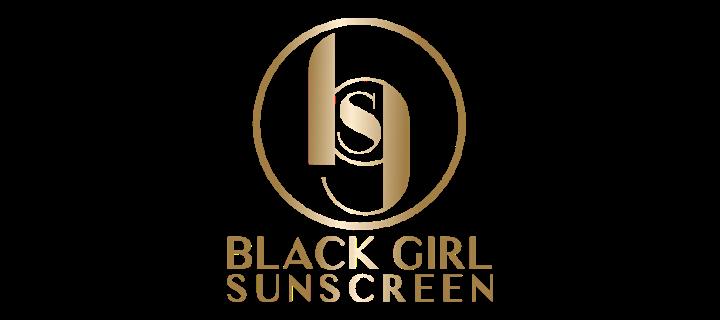 Black Girl Sunscreen Logo