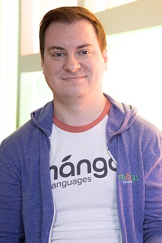 Ben Fryc, Product Design Manager - Mango Languages Careers