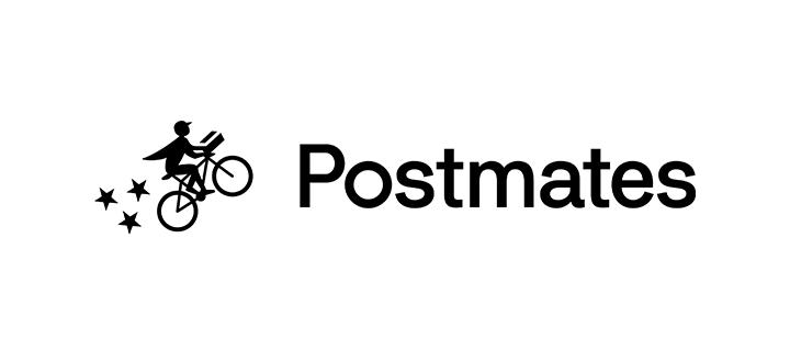 Postmates by Uber Logo