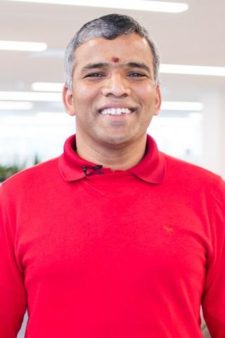 Babu Ramadoss, IT Manager - CSC Careers