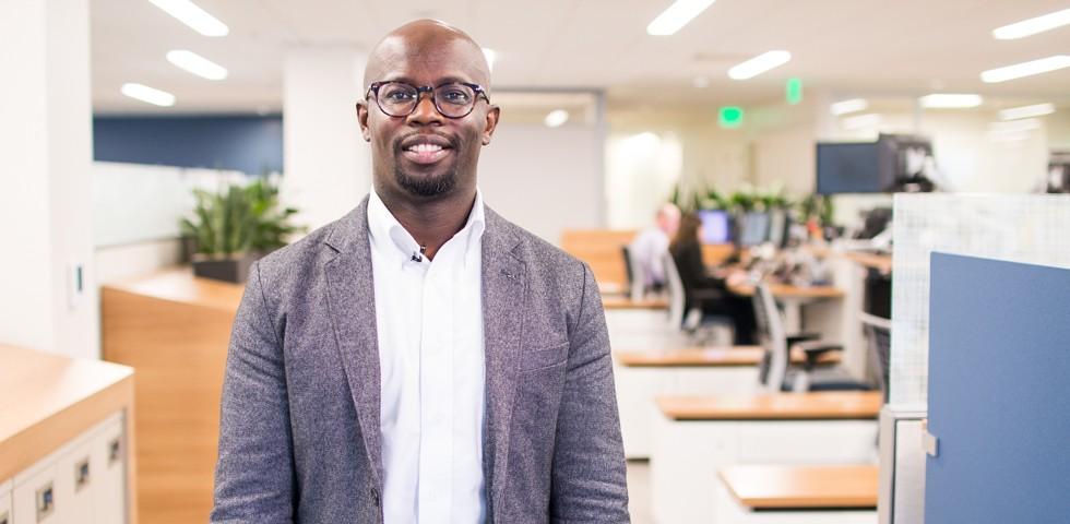 Alassane Ndiaye, Facilities Coordinator - CSC Careers