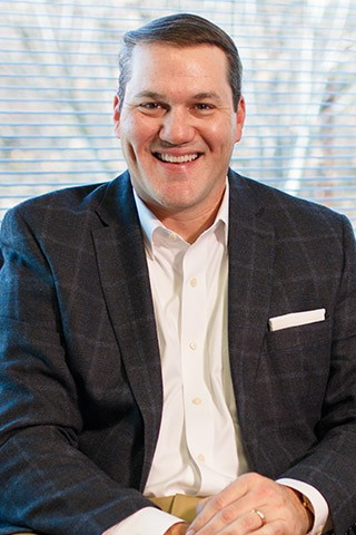 Jason Huggins, CLF®, Vice President - Ashford Advisors Careers