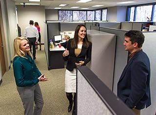 Careers - What Lisa Does Financial Representative