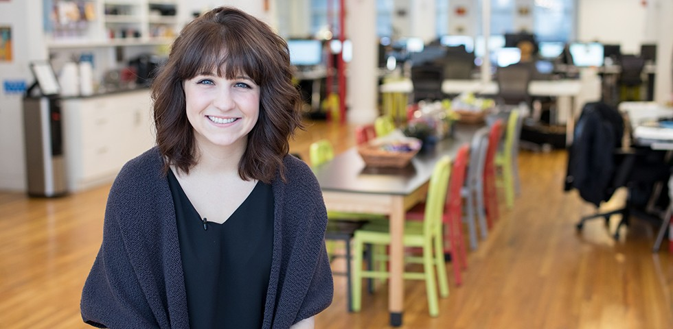 Jess Nordquist, Campaign Manager - Unruly Careers