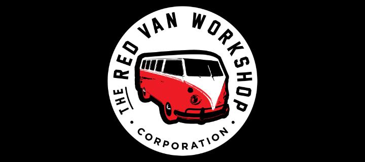 Red Van Workshop Logo