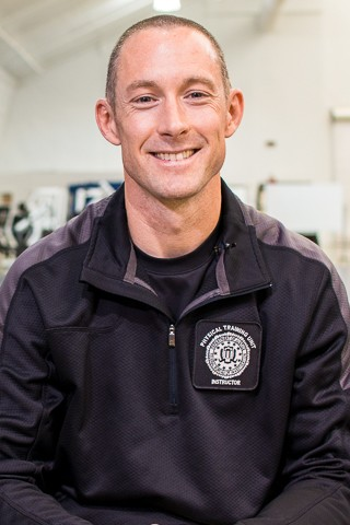 E.J., Health & Fitness Instructor - Federal Bureau of Investigation (FBI) Careers